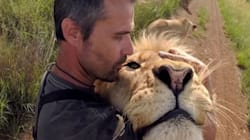Kevin Richardson: Ο άνθρωπος που διασώζει λιοντάρια και ζει με