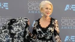 Το κόκκινο χαλί στα Critic's Choice Awards ήταν ένα δώρο για τα ταλαιπωρημένα μας