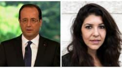 François Hollande présente ses condoléances à la famille de Leila