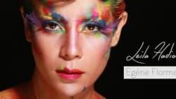 Leila Hadioui, nouvelle égérie de la marque italienne
