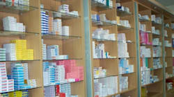 Les importations des médicaments en
