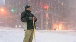 Η χιονοθύελλα Τζόνας «καθηλώνει» Νέα Υόρκη και Ουάσινγκτον. Χιόνι έως και 60εκ. και απαγόρευση