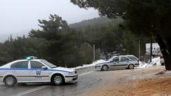 Διακοπή της κυκλοφορίας στη λεωφόρο Πάρνηθος, λόγω