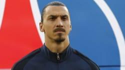 Zlatan Ibrahimovic montera sur scène à