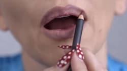 Voyez 100 ans de tendances de maquillage pour les lèvres