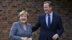 Τηλεφωνική επικοινωνία Κάμερον – Μέρκελ: Συζήτησαν για τις σχέσεις Βρετανίας –