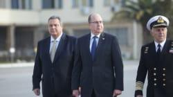 Συνάντηση Καμμένου με Γιαλόν: Συμμαχία Ελλάδας - Ισραήλ κατά της
