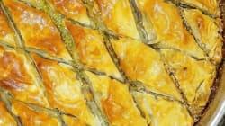 Pistachio and Orange Blossom