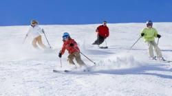 Kinderhotel Oberjoch - Skiing with