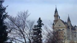 Αυτό το παραμυθένιο κάστρο ήταν η πηγή έμπνευσης για το Κάστρο της Ωραίας Κοιμωμένης στις ταινίες του