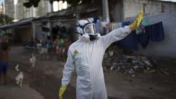Le virus zika se propage de