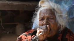 112세 네팔 할머니가 95년 동안 지켜온 놀라운