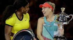 Kerber crée la surprise et bat Serena Williams en