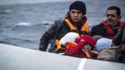 유럽 난민선 침몰 : 최소 39명
