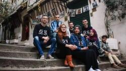 Les jeunes photographes de Sbit'Art exposent à la
