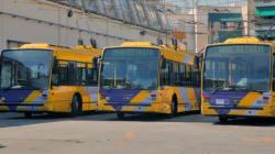 «Χειρόφρενο» στις συγκοινωνίες: Πεντάωρη στάση εργασίας σε λεωφορεία, μετρό, τρόλεϊ, ηλεκτρικό και