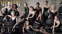 Το νέο εξώφυλλο του Vanity Fair αποθεώνει τη γυναίκα πέρα από ηλικιακές και φυλετικές