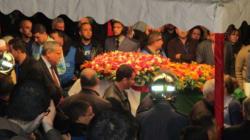 Hommage à l'occasion du quarantième jour de la disparition de Hocine Ait