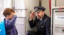 Τα αεροπορικά ταξίδια με παιδιά γίνονται πιο διασκεδαστικά από