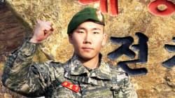 LG그룹, 시각장애인 목숨 구한 해병대원 채용