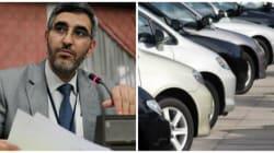 Le Conseil de la ville de Casablanca loue des voitures à 15 millions de