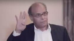 C'est bientôt l'apocalypse selon Moncef Marzouki!