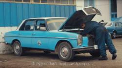 Quand Mercedes-Benz tourne une pub au Maroc et se trompe dans les sous-titres