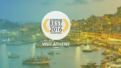 Έχετε λίγες μέρες ακόμα για να ψηφίσετε την Αθήνα ως τον καλύτερο ευρωπαϊκό