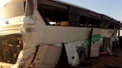 4 morts et 35 blessés suite au renversement d'un bus à