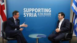 Προσφυγικό, Κυπριακό και Brexit στη συνάντηση Τσίπρα με