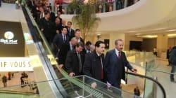 Sétif: inauguration du complexe commercial Park Mall