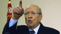 Tunisie: La pique de Béji Caid Essebsi à Abdel Fattah al-Sissi