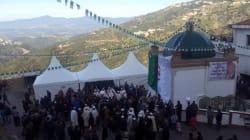 Ath Yahia: des milliers de personnes marquent le 40ème jour du décès de Hocine Aït