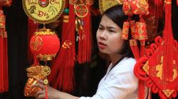 Au Vietnam, le Nouvel An lunaire, dit Têt, serait incomplet sans un gâteau de riz spécialement