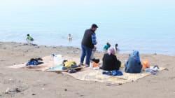 Jordanie: La mer Morte menacée de mort