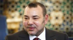 Mohammed VI bien entouré à