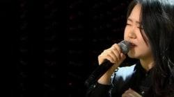 'K팝스타' 박민지가 부르는 김건모의 '혼자만의