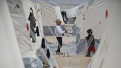 Νέοι προσφυγικοί καταυλισμοί στα σύνορα Τουρκίας-Συρίας. Στην Άγκυρα η