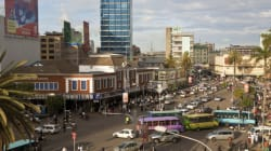 Wie Kenias Hauptstadt Ostafrika