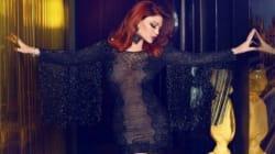 La dernière robe super sexy de Haifa Wehbe est l'oeuvre d'un jeune designer