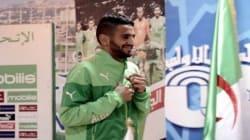 Mahrez nominé pour le titre du meilleur joueur du championnat