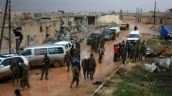 Le siège d'Alep par l'armée syrienne affaiblit le camp