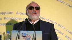 Ο Παναγιώτης Κουρουμπλής διηγήθηκε στο Συνέδριο Ασφαλούς Πλοήγησης στο Διαδίκτυο πως έχασε την όρασή