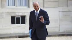 Le ministre des Affaires étrangères français Laurent Fabius annonce son départ imminent du