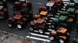 Στοίχημα για κυβέρνηση και ΕΛ.ΑΣ. να μην κατέβουν στην Αθήνα τρακτέρ. Οι φόβοι και το επιχειρησιακό