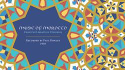 (Re)parution de l'album de musiques traditionnelles marocaines enregistré par Paul