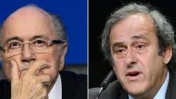 Fifagate: Platini et Blatter de retour devant leurs