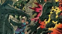 뒤집힌 페이지, 혼돈의 미로 | NEW52 배트맨에 영향을 준 인물