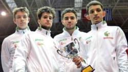 Coupe du monde 2016/ Sabre juniors (garçons) par équipes: l'Algérie bat l'Egypte et remporte le
