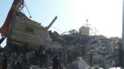 Au moins 9 morts dans le bombardement d'un hôpital lié à Médecins Sans Frontières en